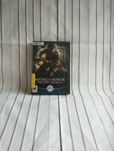 Medal of Honor Pacific Assault PC DVD ROM Game VGC w/ Manual - $4.13
