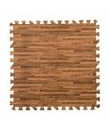 Baby Play Puzzle Mat Foam Imitation Wood Crawling Soft Waterproof Floor ... - $20.27