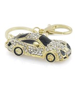 Keyring Keychain Cool Roadster Sports Car Crystal HandBag Pendant trendy... - $9.99