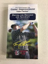 golf game improvement video VHS series great gift golfer golfing tom lehman - $94,80 MXN