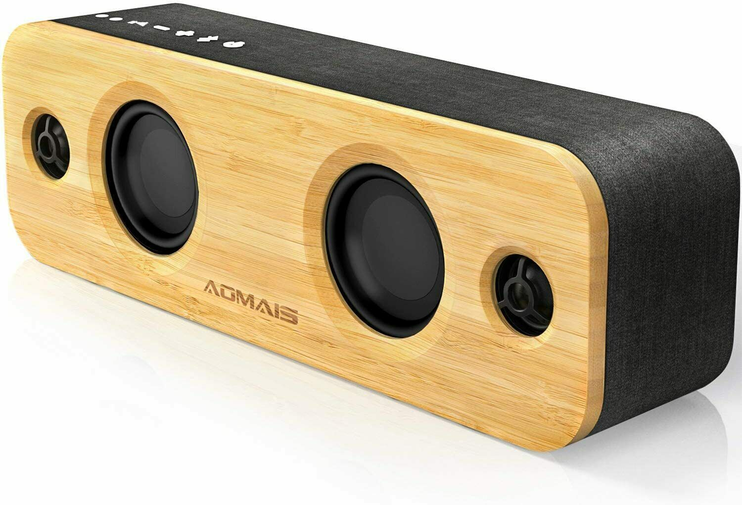 Bluetooth Speakers 30W Loud Home Party Wireless Speaker 2 Woofer & 2 Tweeters - Audio Docks & Mini Speakers