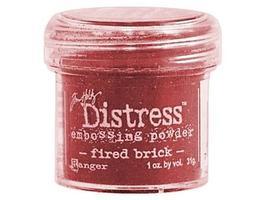 Tim Holtz Distress Embossing Powder Fired Brick #TIM21100