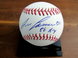 JOSE CANSECO # 33 1986 AL ROY A'S YANKEES RAYS SIGNED AUTO BASEBALL TRIS... - $89.09