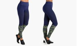 Form Focus Womens Skinny Fix Control Top Compression Leggings - $11.99