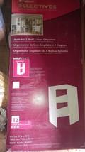 Closetmaid selectives stackable 3 shelf corner ... - $51.43