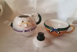 Department 56 Storybook Tea Set-Humpty Dumpty H... - $14.99