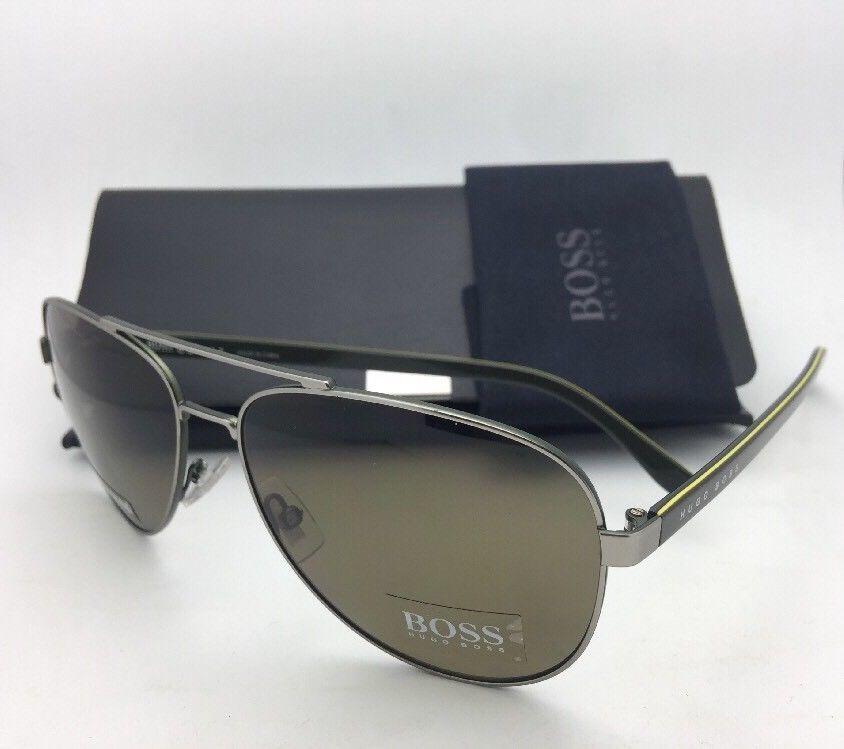 6419ce22ae New HUGO BOSS Sunglasses 0761 S QJIDS and 39 similar items