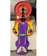 Hasbro Playskool BULLS-EYE BOUNCE AND ROLL Arcade-Style Excitement, RARE - $66.50