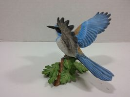 THE LENOX GARDEN BIRD COLLECTION Western Scrub Jay (2001 Fine Porcelain) image 8