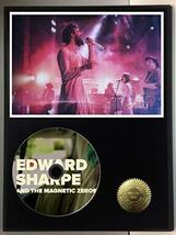 Edward Sharpe And The Magnetic Zeros Limited Edition Picture Disc CD Rare Collec - $56.95