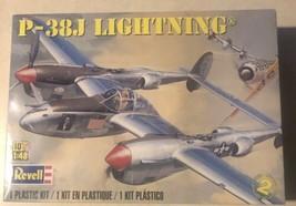 Revell P-38J Lightning Model  - $48.51