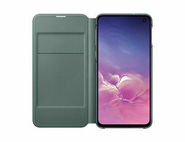 Genuine Samsung Galaxy S10 LED View(Wallet) Cover Case / EF-NG973 3_Colors image 5