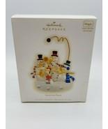 Hallmark Keepsake Magic Ornament - Snowman Band 2009 - New - $27.67