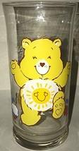 Pizza Hut 1983 Care Bear FUNSHINE BEAR 16 oz Collectors Glass - $29.39