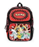 "16"" 2Pocket Backpack (Pokemon Red) KAB23585006/85006 - $31.03"
