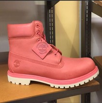 Timberland Women Premium 6 Inch Waterproof Double Sole Boot A1AQK Size: 10M - $118.80