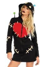 Leg Avenue Cómodo Voodoo Vestido Muñeca Miedo Adulto Mujer Halloween Traje 86669 - $47.43