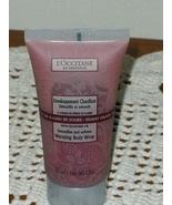 L'Occitane Body Warming Wrap Grape Treatment TRAVEL 1.7 oz 50ml  - $17.99