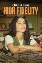 High Fidelity Poster Sarah Kucserka Veronica West TV Series Art Print Si... - $10.90+