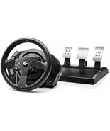 Thrustmaster T300RS Gt, Steering Wheel Interchangeable And 3 Pedals, PS4... - $902.26