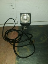 Sears Super 8 Compact  Movie Light  model 8820 Tested Works - $9.89