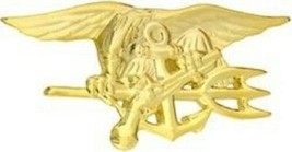 US Navy Seal Insignia Service Badge Pin 2-3-4'' - $9.89