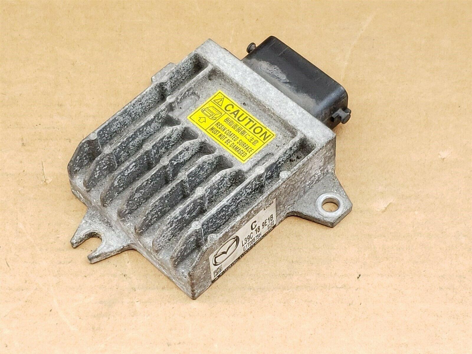 Mazda TCM TCU Automatic Transmission Computer Control Module L39C 18 9E1B (C)