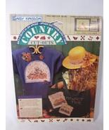 Applique Patchwork Daisy Kingdom No Sew Fabric Pumpkins - $9.89