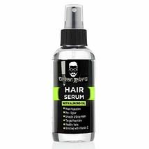 UrbanGabru Hair Serum with Almond oil for Men and Women, 100ml