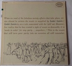 Lester Lanin and his Orchestra LN 3242 Epic Records - $10.68