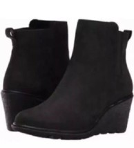 Timberland Amston A19AJ Women's  Lifestyle Leather Chelsea Wedge Boots SZ:8 - $80.10