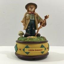 Little Emmet Music Box Figurine by The San Francisco Music Box Company - $19.79