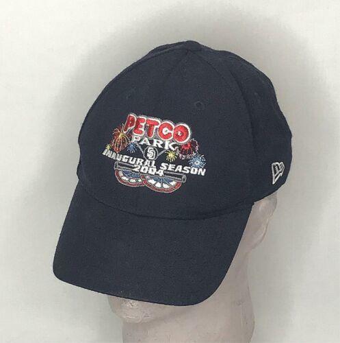 Petco Park Inaugural season 2004 San Diego Padres baseball cap Hat 1st year Open