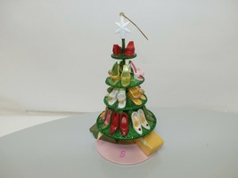 Hallmark Keepsake 2006 Barbie Shoe Tree Ornament - $9.89