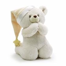 Gund Baby Now I Lay Me Down To Sleep Bear Plush - $22.20