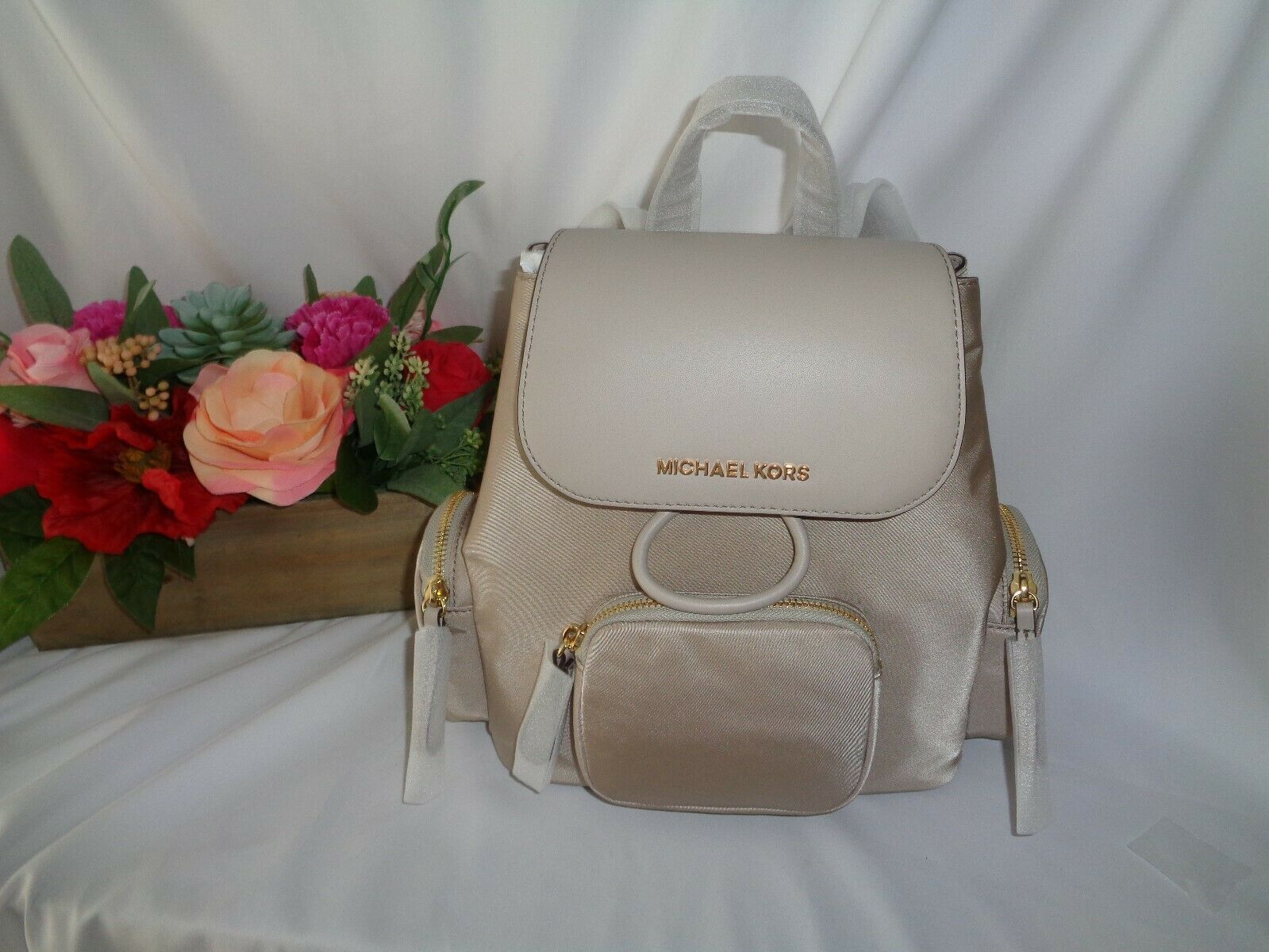 Michael Kors Abbey M Cargo Rucksack and 50 similar items