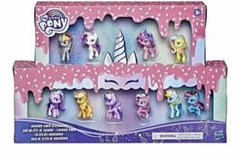NEW SEALED 2020 Hasbro My Little Pony Unicorn Party Celebration Figure S... - $34.64