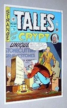 1970's Original EC Comics Tales from the Crypt 20 comic book cover art poster - $29.99