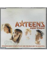 A*TEENS - SUPER TROUPER / (REMIXES) 1999 CD SINGLE STOCKHOLM - 561 501-2... - $12.75
