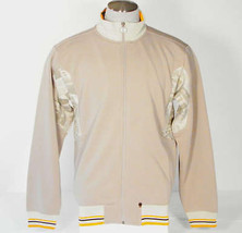 Burton Headline Seneca Rock Zip Front Track Jacket Mens Large L NWT $85 - $51.97