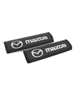 Mazda accessories interior seat belt covers pads 0 thumbtall