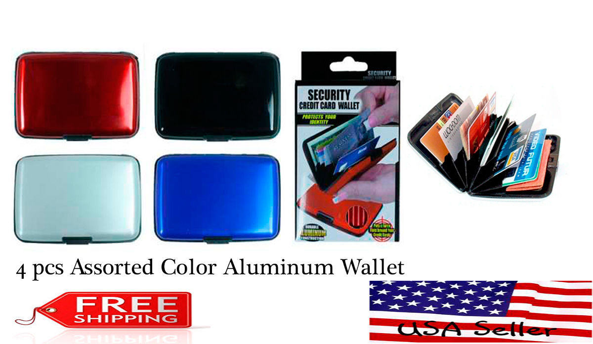 b6ac6bb5d240 4 pcs Waterproof Business ID Credit Card and 50 similar items