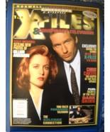 CINESCAPE PRESENTS THE X FILES & CONSPIRACY TELEVISION VOL 3 #1 1996 - $9.99