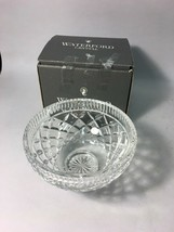 WATERFORD Crystal 6 vinch Footed Bowl Retired Killeen Vintage Irish Cand... - $69.79