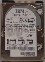 "40GB 2.5"" IDE Drive IBM IC25N040ATCS04-0 Free USA Ship Our Drives Work"