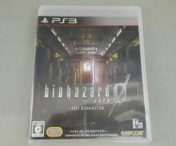 PS3 Resident Evil Biohazard Zero 0 HD Remaster Japanese - $75.22