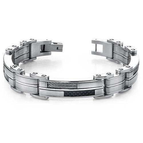 Stainless Steel Heavy Duty Bracelet