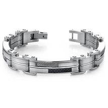 Stainless Steel Heavy Duty Bracelet - $69.99