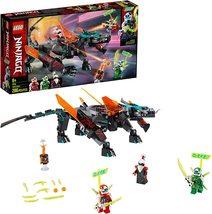 New LEGO NINJAGO 71713 Empire Dragon Ninja Toy Building Kit Free Shipping - $23.99