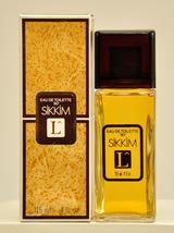 Lancome Sikkim Eau de Toilette Edt 115ml 4.0 Fl. Oz. Splash Rare Vintage... - $420.00